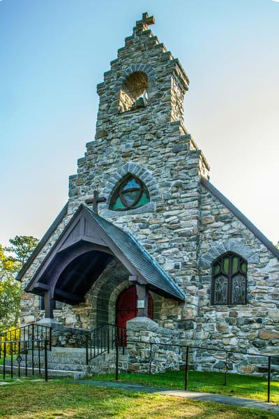 Stone Church Photography Art | David Lawrence Reade