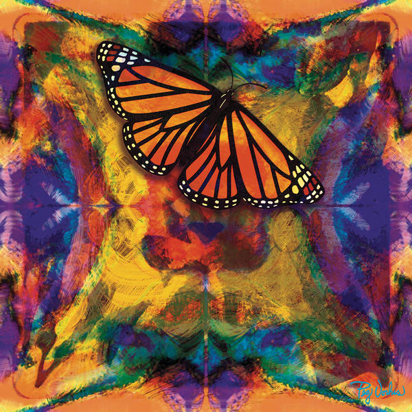Monarch Quilt Art | Cincy Artwork