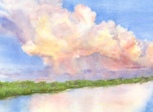 Marmalade Clouds Art   Nancy Reyna Fine Art