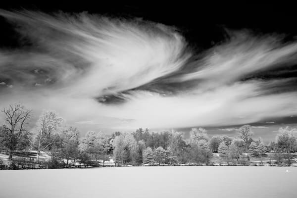 Clouds Over Hoyt Photography Art | David Lawrence Reade