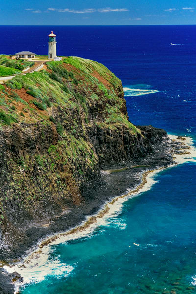 Hawaii Lighthouse Photography Art | David Lawrence Reade