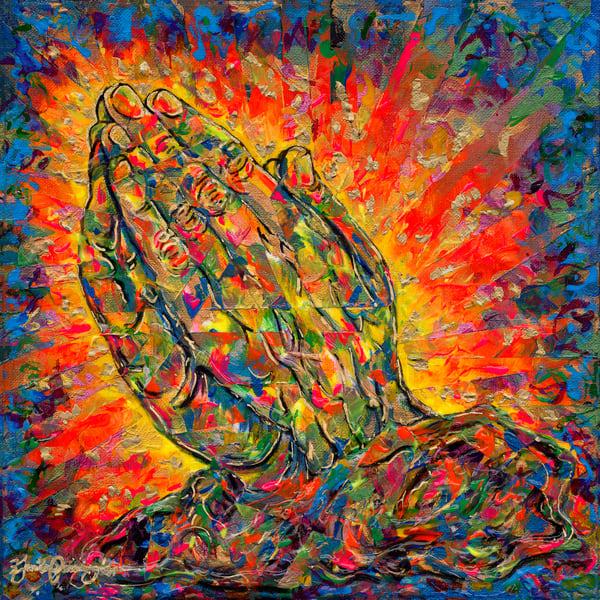 Fervent Prayer Art | Jamila Art Gallery