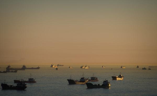Sea Of Marmara Photography Art | Elizabeth Stanton Photography