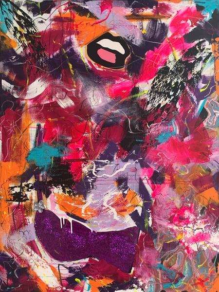 Loud Mouth Art | Courtney Einhorn
