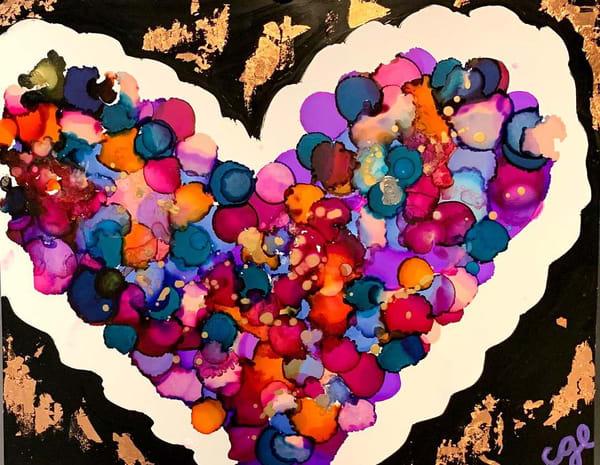 Be Mine Art   Courtney Einhorn