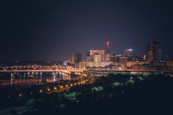 Moody In Saint Paul Minnesota Photography Art | William Drew Photography