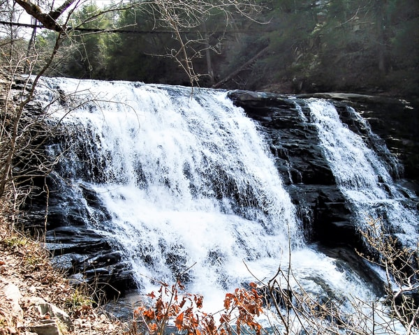 Cane Creek Cascades Photography Art | N2 the Woods Photography