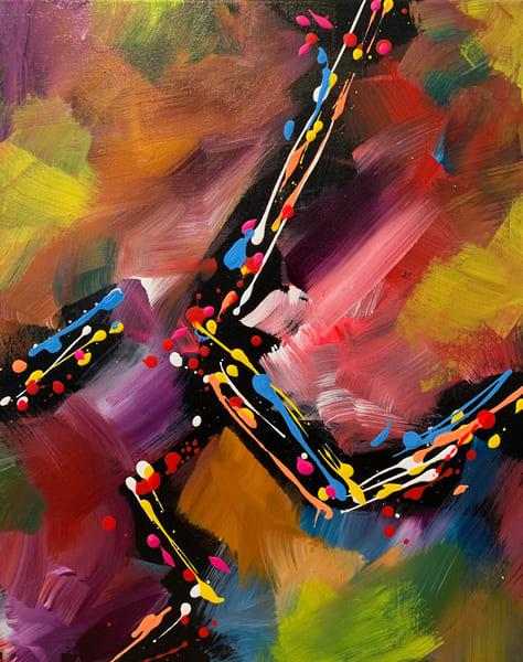 The Dab Art | Courtney Einhorn