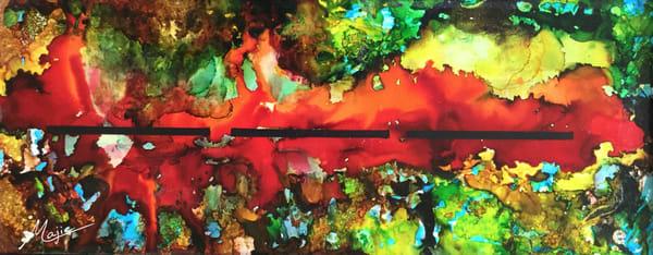 Reflections Of Love Ii Art | Maitri Studio