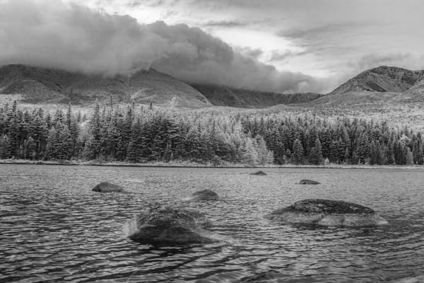 Russell Pond Emerges Photography Art | David Lawrence Reade