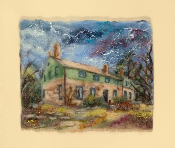 """Sydenham House"" fine art print by Paula Jean Roberts."