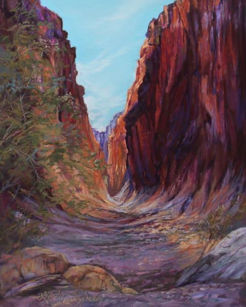 Lindy Cook Severns Art | Light Falls, large card