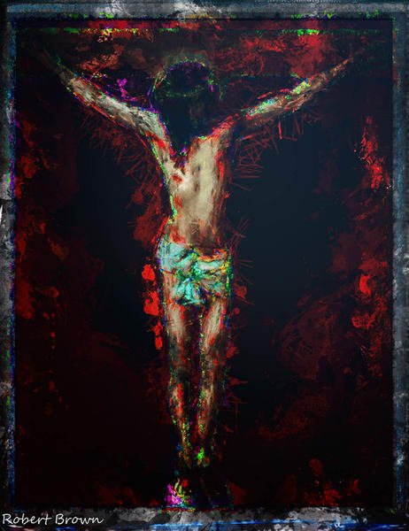 """Jesus, Messiah"" Photography Art | Inspired Imagez"