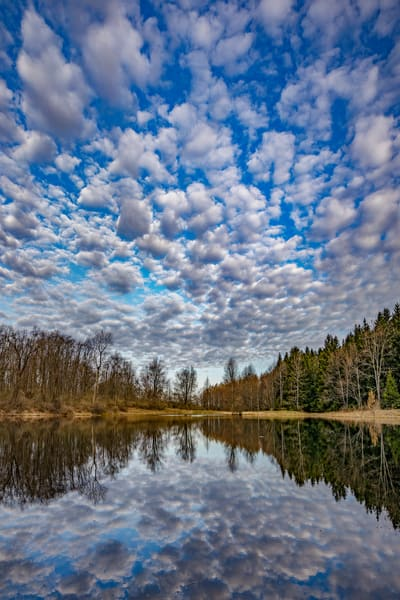 Cloud Parade Photography Art | David Lawrence Reade