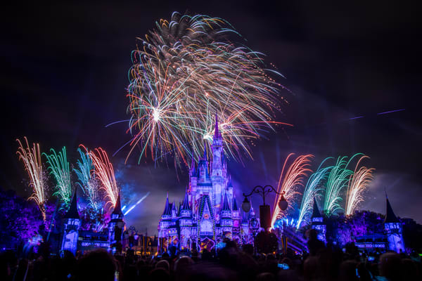 Disney Happily Ever After 39 Photography Art | William Drew Photography