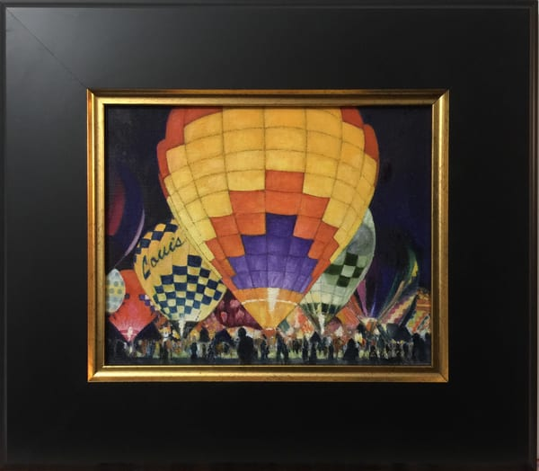 Balloon Glow Magic Art | Moore Design Group