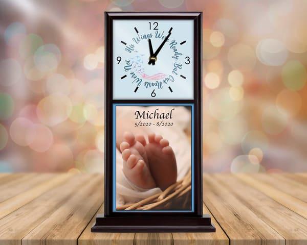 Memorial Mantel Clock