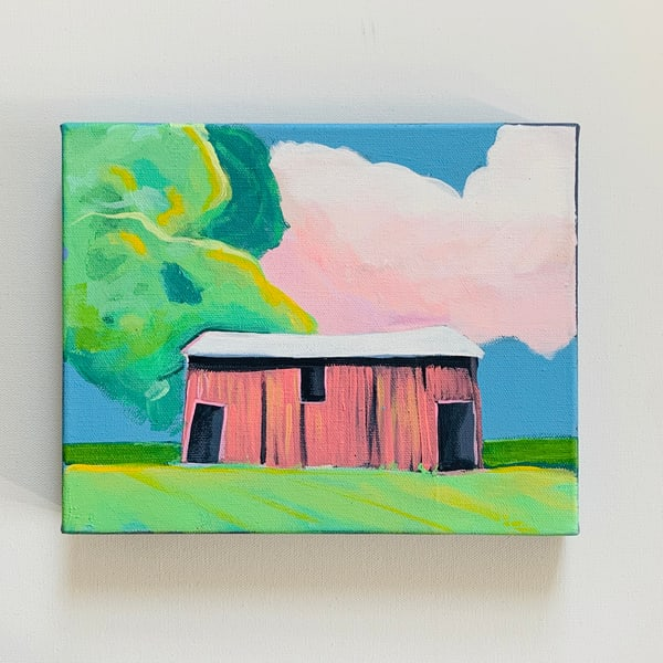 New!  Brian's Barn | Lesli DeVito