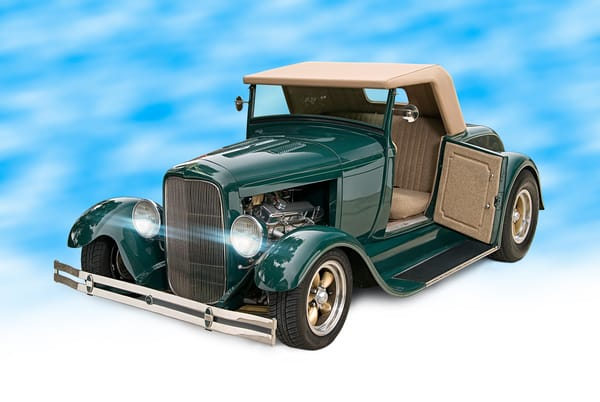 1932 Ford Hot Rod