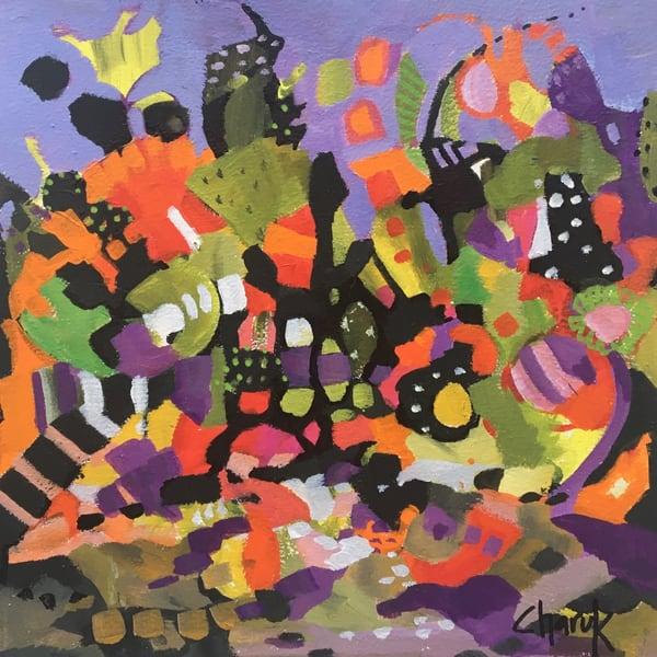 Cactus Club Art | Jill Charuk Art