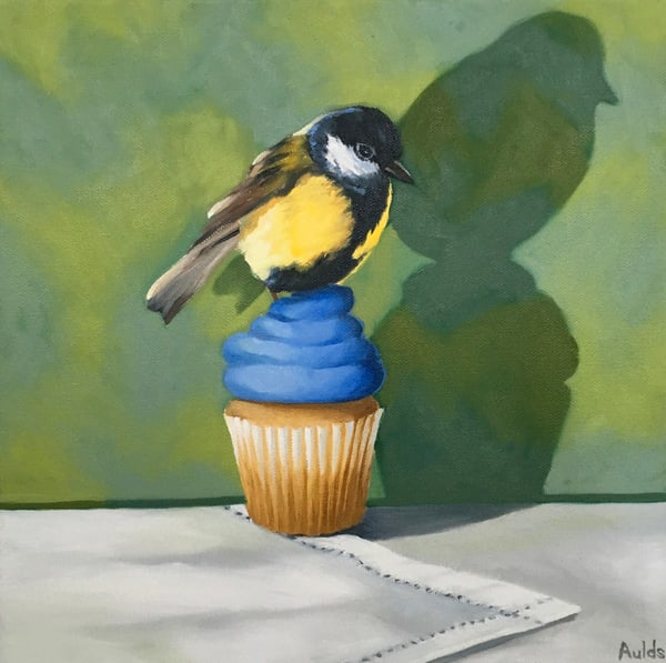I'm Stuck Art | Suzanne Aulds Studio