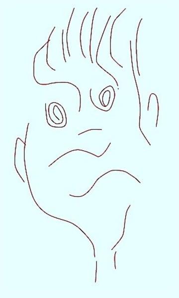 Drawing, digital, humor