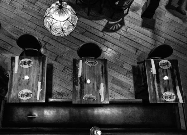 Table Setting Photography Art | GW Fine Art Images