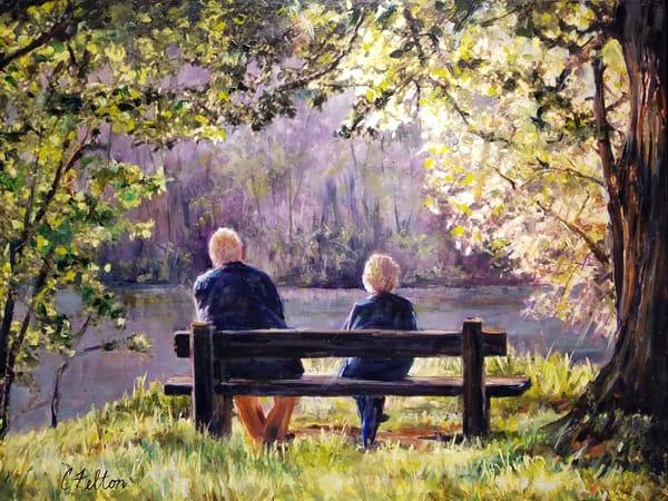 A Place In The Sun Art   Channe Felton Fine Art