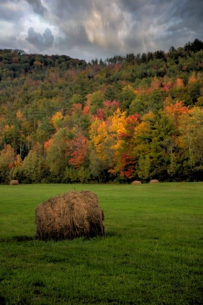 Autumn Hay Harvest