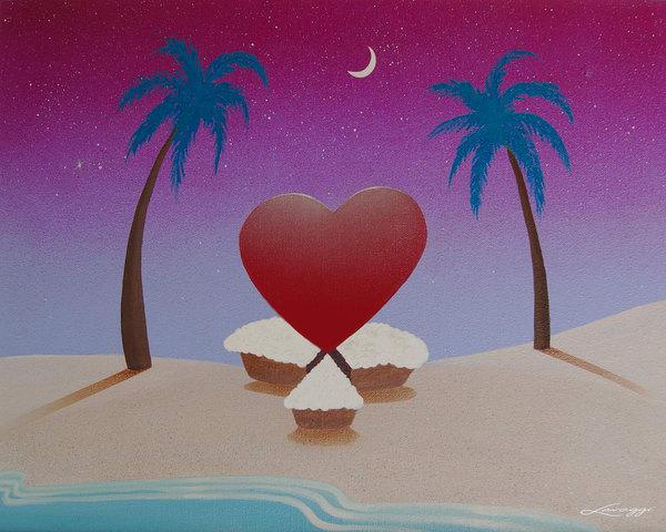 Piece Of Heart Art   Lavaggi inc