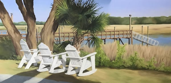 Marshview Art | Suzanne Aulds Studio