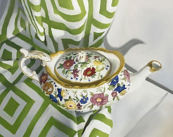 Teapot Art | Suzanne Aulds Studio