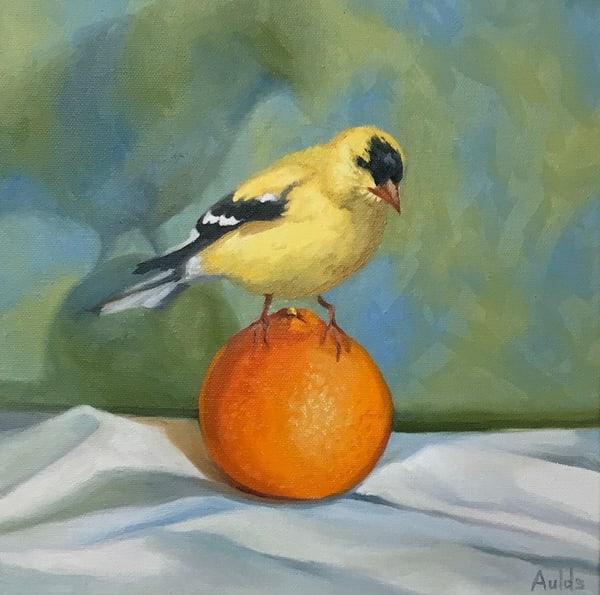 Goldfinch Art | Suzanne Aulds Studio