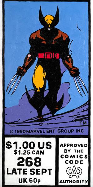 Uncanny X Men 268 Art | Todd Monk Art