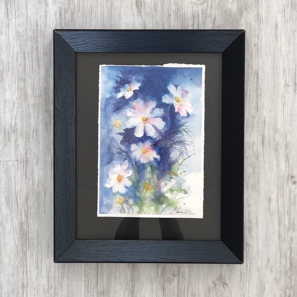 Comet Flowers Art | Marian Pham Art LLC
