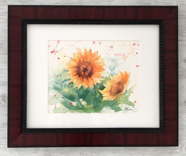 Sunflowers Art | Marian Pham Art LLC