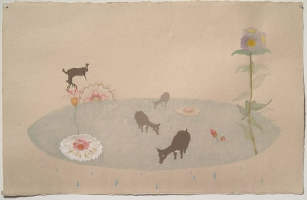 The Lake Art | Trine Churchill