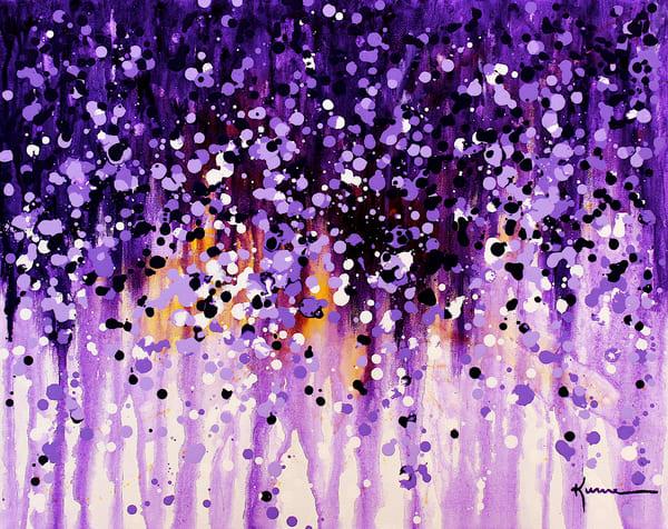 Wisteria Art | Kume Bryant Art