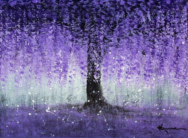 Wisteria Dream Art | Kume Bryant Art