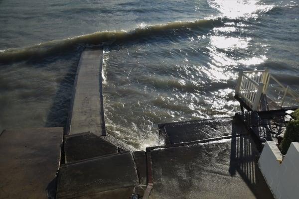 Shimmering Waves Of Lake Huron Art | DocSaundersPhotography