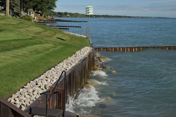 Northern Shoreline   Lake Huron Art | DocSaundersPhotography