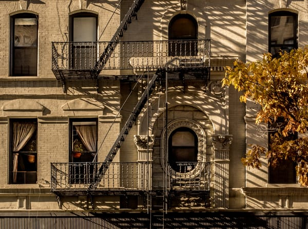 Late Morning Upper Westside, Nyc Photography Art | Ben Asen Photography