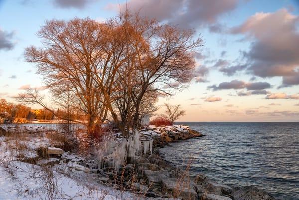 Sun And Ice Photography Art | Elizabeth Stanton Photography