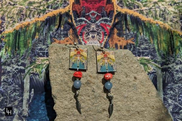 Environ 10_No. 2 Earrings