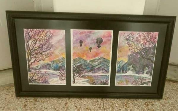 Winter Wonderland Art | I am Rt 66