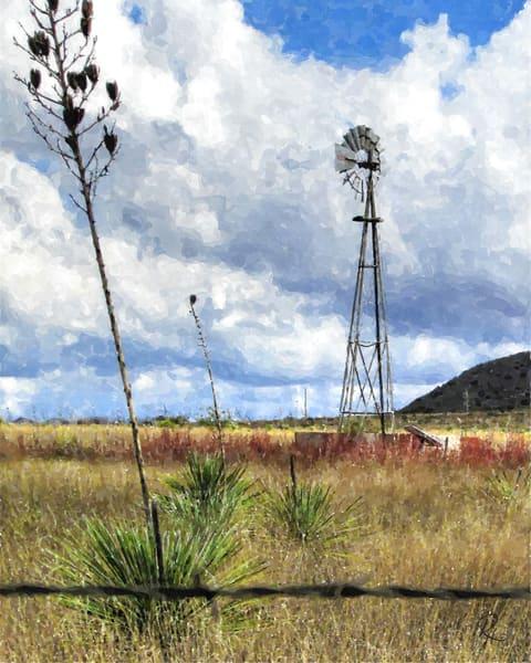 Prairie Windpump