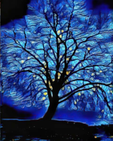 """Van Gogh At Midnight"" Photography Art | Inspired Imagez"