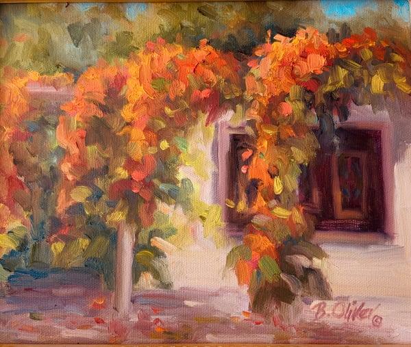 Autumn Arbor Art | B. Oliver, Art