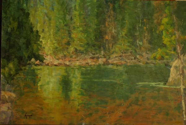 Natures Respite Art   Gary Gore