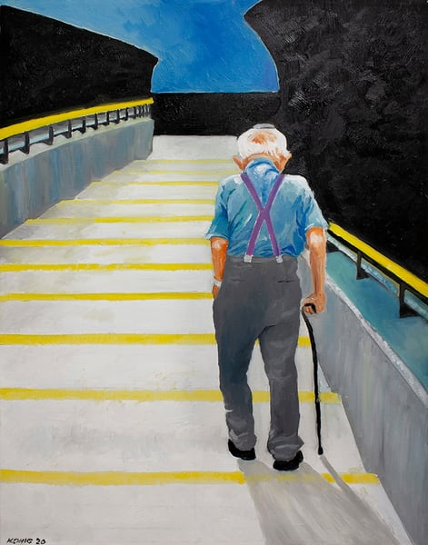 Stairway To The Bronx Art | RPAC Gallery